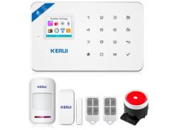 Комплект сигнализации Kerui W18 Start (KRW18)