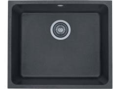Кухонная мойка KGS U 60 1B BLACK METALLIC