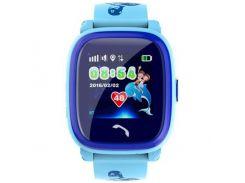 Детские смарт-часы GoGPS ME K25 Blue (К25СН)