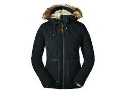 Куртка Eddie Bauer Womens Snowfurry Jacket Black Черная (0311BK-S)