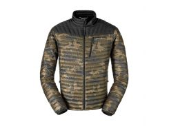 Куртка Eddie Bauer MicroTherm StormDown M Серый (0848DL)