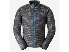 Куртка Eddie Bauer MicroTherm StormDown L Серый (0922DKSM)
