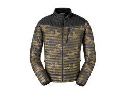 Куртка Eddie Bauer MicroTherm StormDown S Камуфляжный (0922DLN)