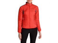 Куртка Eddie Bauer Womens MicroTherm StormDown Jacket POPPY XS Красный (1062PO-XS)