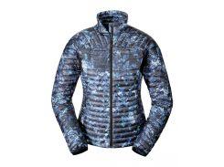 Куртка Eddie Bauer Womens MicroTherm StormDown Jacket SAPPHIRE S Голубой (1062SP-S)
