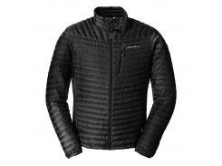 Куртка Eddie Bauer Mens MicroTherm StormDown Jacket S BLACK (0848BK-S)