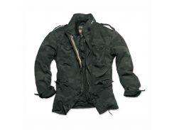 Куртка Surplus Regiment M 65 Jacket Black Camo XXL Камуфляж (20-2501-42-XXL)