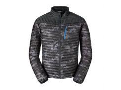 Куртка Eddie Bauer MicroTherm StormDown XL Серый (0848DKGY)