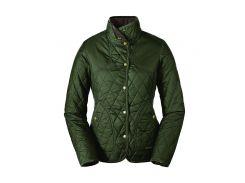 Куртка Eddie Bauer Womens Year-Round Field Jacket DK LODEN S Зеленый (0385DKL-S)
