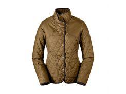 Куртка Eddie Bauer Womens Year-Round Field Jacket AGED BRASS XS Коричневая (0385AB-XS)