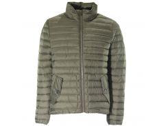 Куртка мужская Geox M7429C DARK MILITARY 54 Хаки (M7429CDKMT)