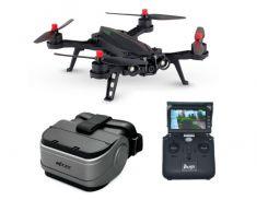 Квадрокоптер MJX Bugs 6 B6FD с камерой/монитором/FPV шлемом (Bugs6)
