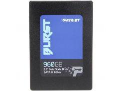 """Накопитель SSD 2.5"""" 960GB Patriot (PBU960GS25SSDR)"""