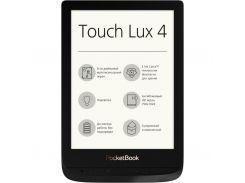 Электронная книга PocketBook 627 Touch Lux4 Obsidian Black (PB627-H-CIS)