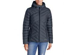 Куртка Eddie Bauer Womens Slate Mountain Down Jacket XS Синий (4177NV)