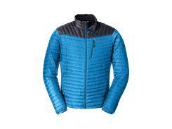 Куртка Eddie Bauer Mens MicroTherm StormDown Jacket L Голубой (0848WV-L)