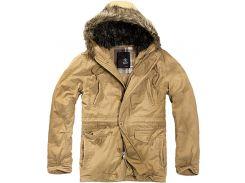 Куртка аляска Brandit Vintage Explorer CAMEL M Песочный (3120.70-M)