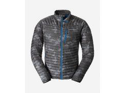 Куртка Eddie Bauer Mens MicroTherm StormDown M Серый (0922DKSM)
