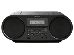 Магнитола Sony ZS-RS60BT Black (F00111687)