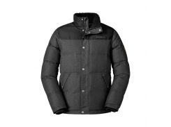 Куртка Eddie Bauer Men Noble Down Jacket DK CHARCOAL Htr M Темно-серый (0107DKCH-M)