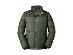 Куртка Eddie Bauer Men Noble Down Jacket HTR OLIVE L Зеленый (0107HOV-L)