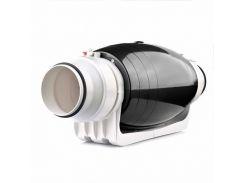 Канальный вентилятор Binetti FDS-125 Silent + adaptor 100/125 (71365)