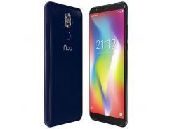 Мобильный телефон NUU G2 4/64GB Blue (WY36G2 4/64GB Blue)