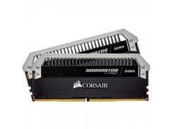 Модуль памяти Corsair DDR4 32GB (2x16GB) 3200 MHz Dominator Platinum (CMD32GX4M2C3200C16) (F00192770)