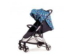 Прогулочная коляска Ninos Mini Синий с черным (NM2019BJ)