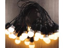 Уличная Гирлянда Retro Light  20м на 41  лампочек LED с влагозащитой IP22 (bus20L) (IB32bus20L)