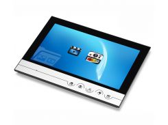 Домофон-монитор с функцией видеозаписи Noisy V90RM-M1 9 Черный (3sm_611988059)