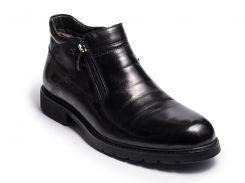 Ботинки CLEMENTO 43 Черные (29-H891F-12-M110-4R-A-43)