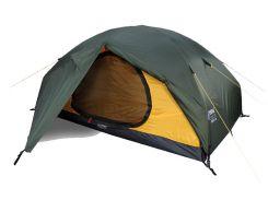 Палатка Terra Incognita Cresta 2 Alu Темно-зеленый (TI-CRST2ALU)