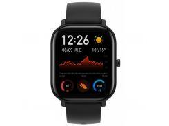 Смарт-часы Amazfit GTS Obsidian Black (A1914OB)