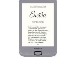 Электронная книга PocketBook 616 Basic Lux2 Silver (PB616-S-CIS)