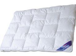 Антиаллергенное одеяло F.A.N. Schlafgut Natur Cotton 200х220 см Белое (1134)