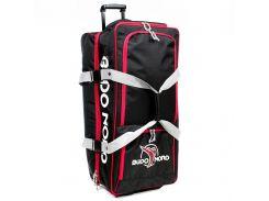 Cумка дорожная Budo-Nord Suitcase Rolling Rascal Bag Red / Black (BB1001)