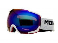 Маска гірськолижна Marker MAP Clarity Mirror L White (753628344)
