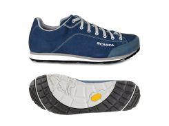 Мужские треккинговые кроссовки Scarpa Margarita 45 Blue (1061652589)