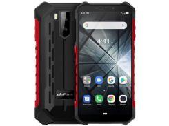 Мобильный телефон Ulefone Armor X3 2/32GB Black Red (6937748733225)