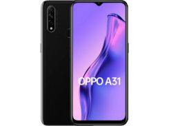 Мобильный телефон Oppo A31 4/64GB Mystery Black (OFCPH2015_BLACK)
