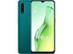 Мобильный телефон Oppo A31 4/64GB Lake Green (OFCPH2015_GREEN)