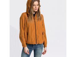 Куртка женская Geox W5221E 46 Оранжевый (W5221ESPI)