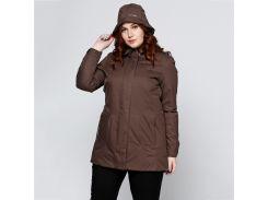 Куртка Geox W5421C COFFEE BEAN 44 Коричневый (W5421CCB)