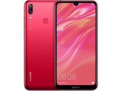Мобильный телефон Huawei Y7 2019 Coral Red