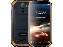 Смартфон Doogee S40 3/32GB Dual Sim Fire Orange