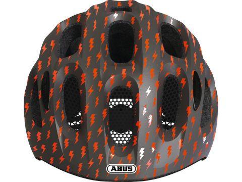 Велосипедний дитячий шолом ABUS YOUN-I S Grey Lightning (818127) Киев