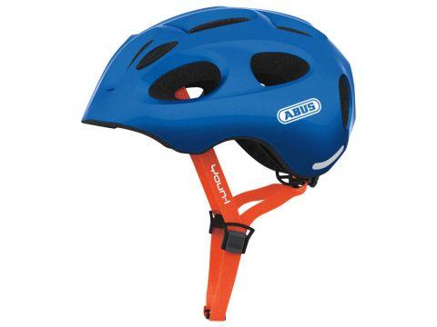 Велосипедний дитячий шолом ABUS YOUN-I S Sparkling Blue (128158) Киев