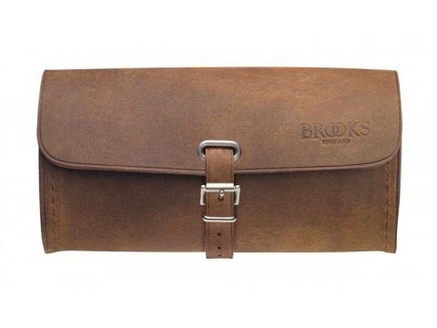 Велосумка Brooks Challenge Tool Bag Large Dark Tan (008485) Киев