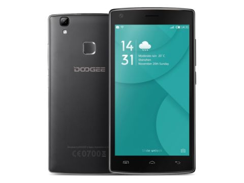 Doogee X5 Max Pro Black (STD01137) Киев